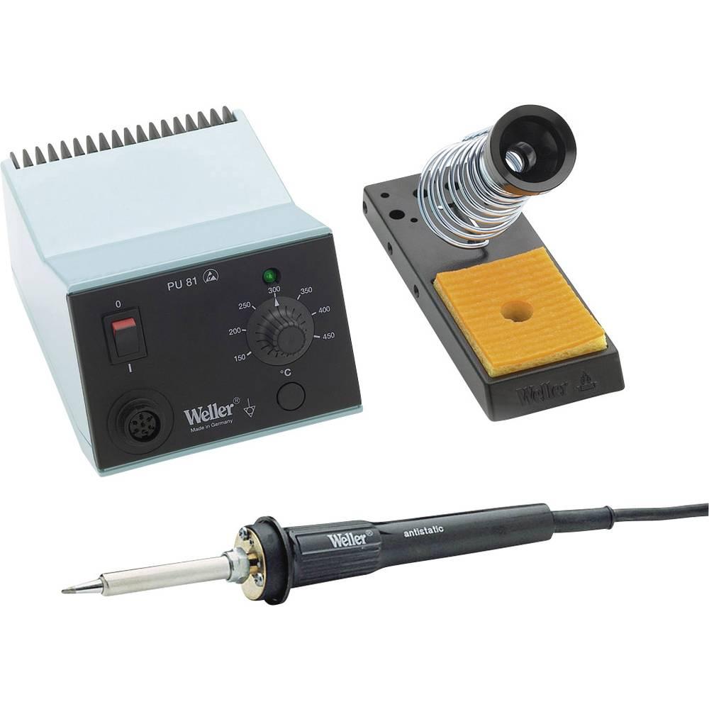 Stanica za lemljenje analogna 80 W Weller WS 51 +150 do +450 °C