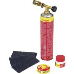 Plinski spajkalnik Rothenberger Rofix komplet, 1800 650 °C 150 min vklj. s Piezo-vžigalnikom