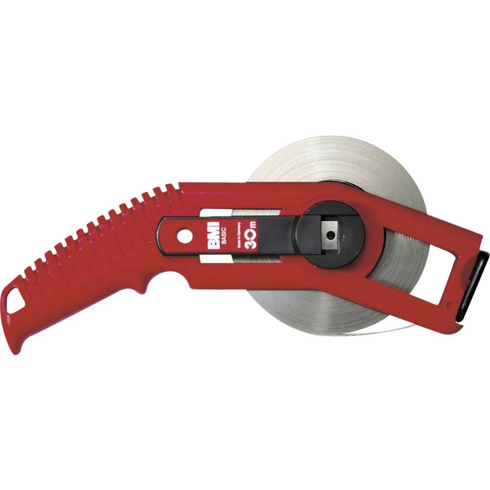 Kal.-ISO Merilni trak v okvirju Basic BMI 501311030A, dolžina: 30 m