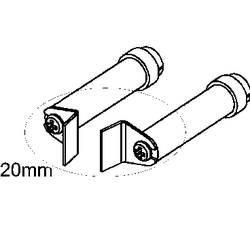 Vrh za odlemljivanje Star Tec veličina vrha 20 mm sadržaj 2 kom.