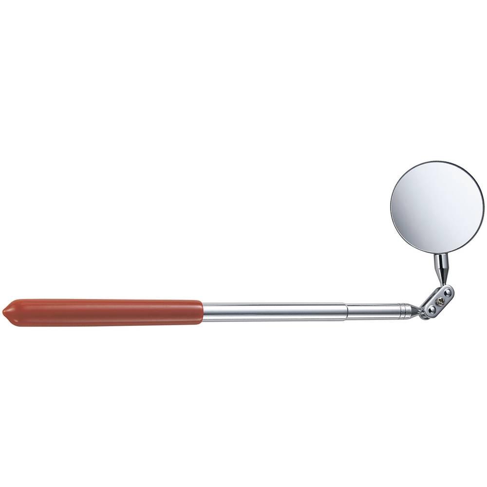 Inspektionsspegel utdragbar Spegelstorlek: (Ø) 52 mm Basetech 814550