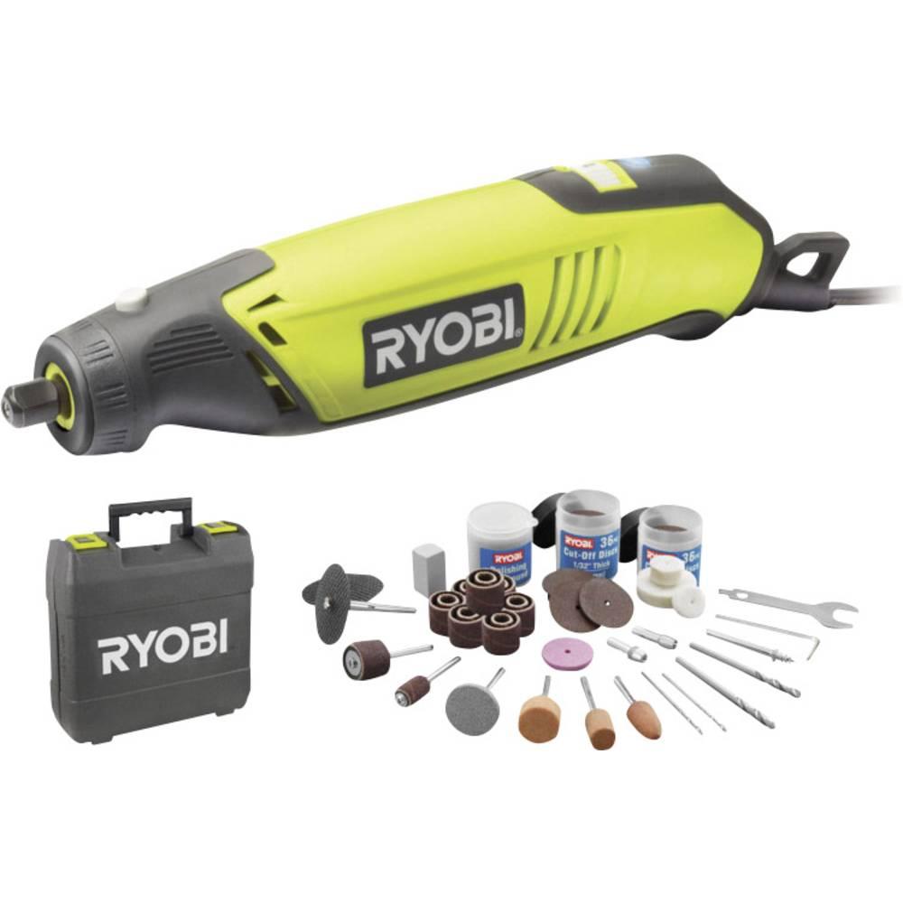 Mini vrtalnik Ryobi EHT150V, 5133000754, 115-delni komplet