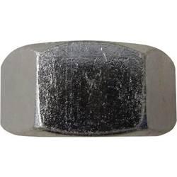 Sexkantsmutter TOOLCRAFT M5 ISO 4032 Stål förzinkad 100 st