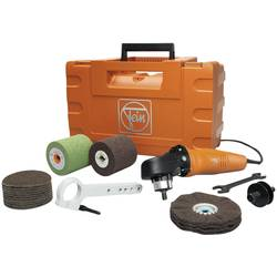 Fein WPO 14-25 E početni set za brušenje i poliranje, plemeniti čelik 1200 W + kofer i pribor