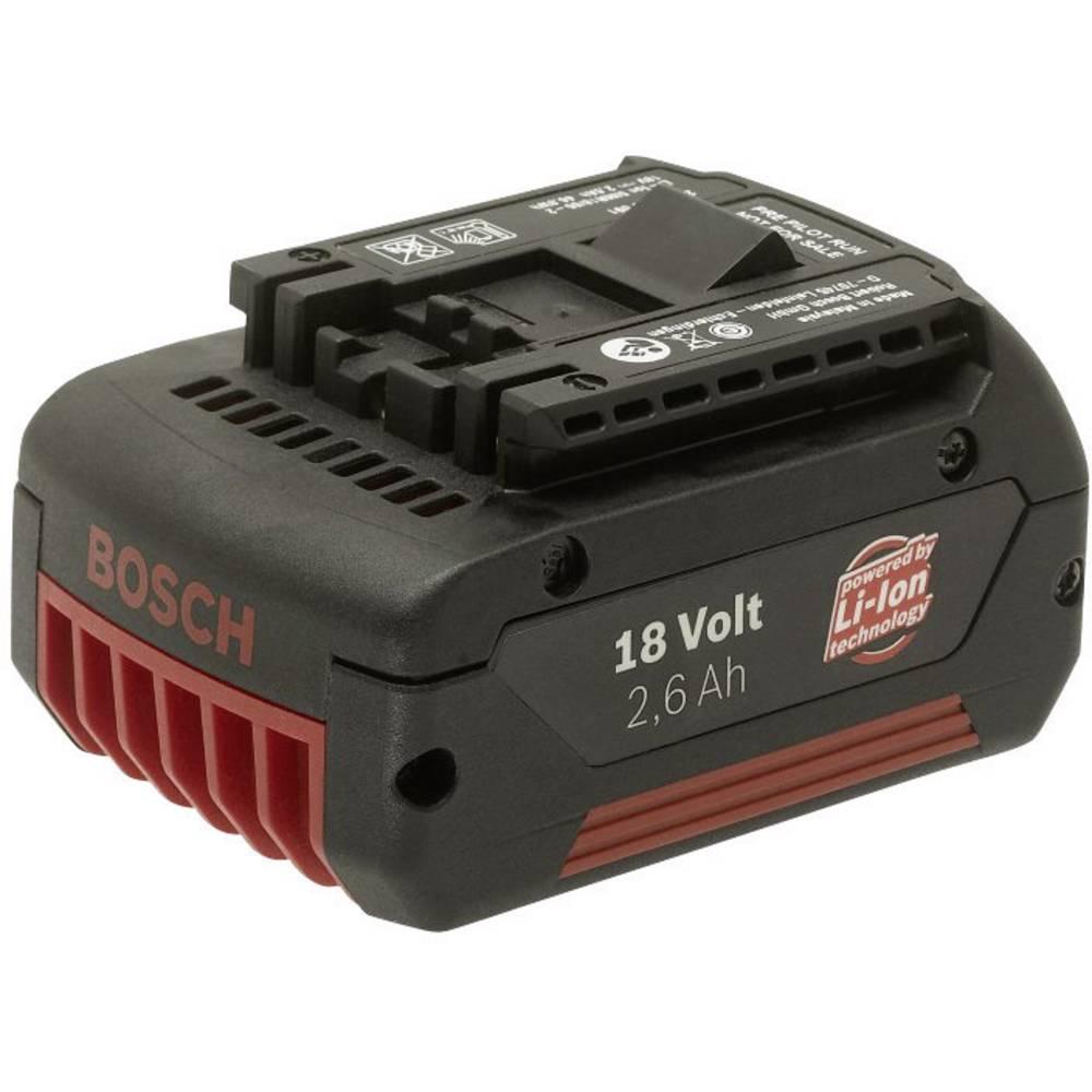 Rezervni Li-Ion akumulator Bosch 2.607.336.092, 18 V, 2,6 Ah 2607336092