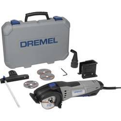 Mini kružna pila, uklj. pribor, kofer 8-dijelni 710 W Dremel DSM 20-3/4