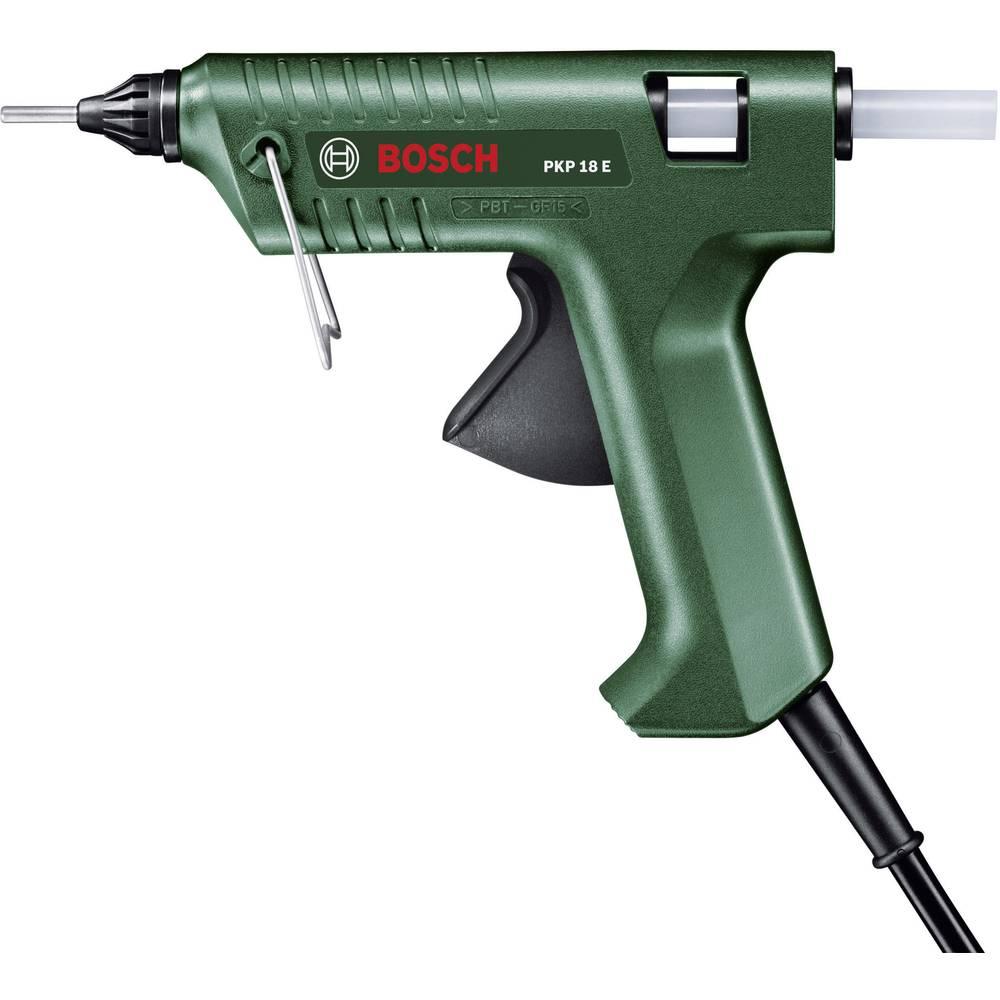 Bosch pištolj s vrućim ljepilom PKP 18 E ljepljivi štapić: 11 x 45 - 200 mm