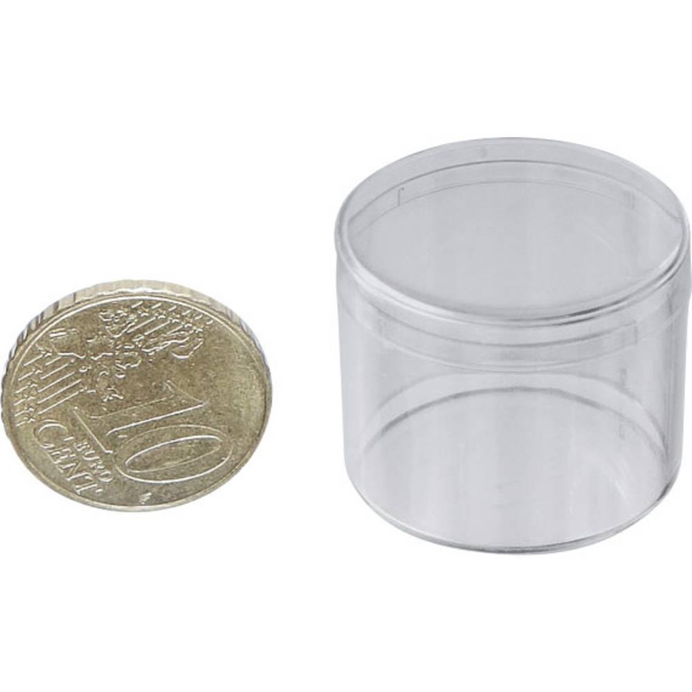 Sortirna škatla (premer x V) 50 mm x 25 mm št. predalov: 1
