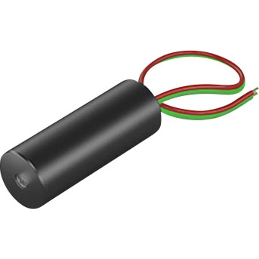 Laserski modul, točkovni, rdeče barve 0.4 mW Picotronic DI635-0.4-3(8x21)