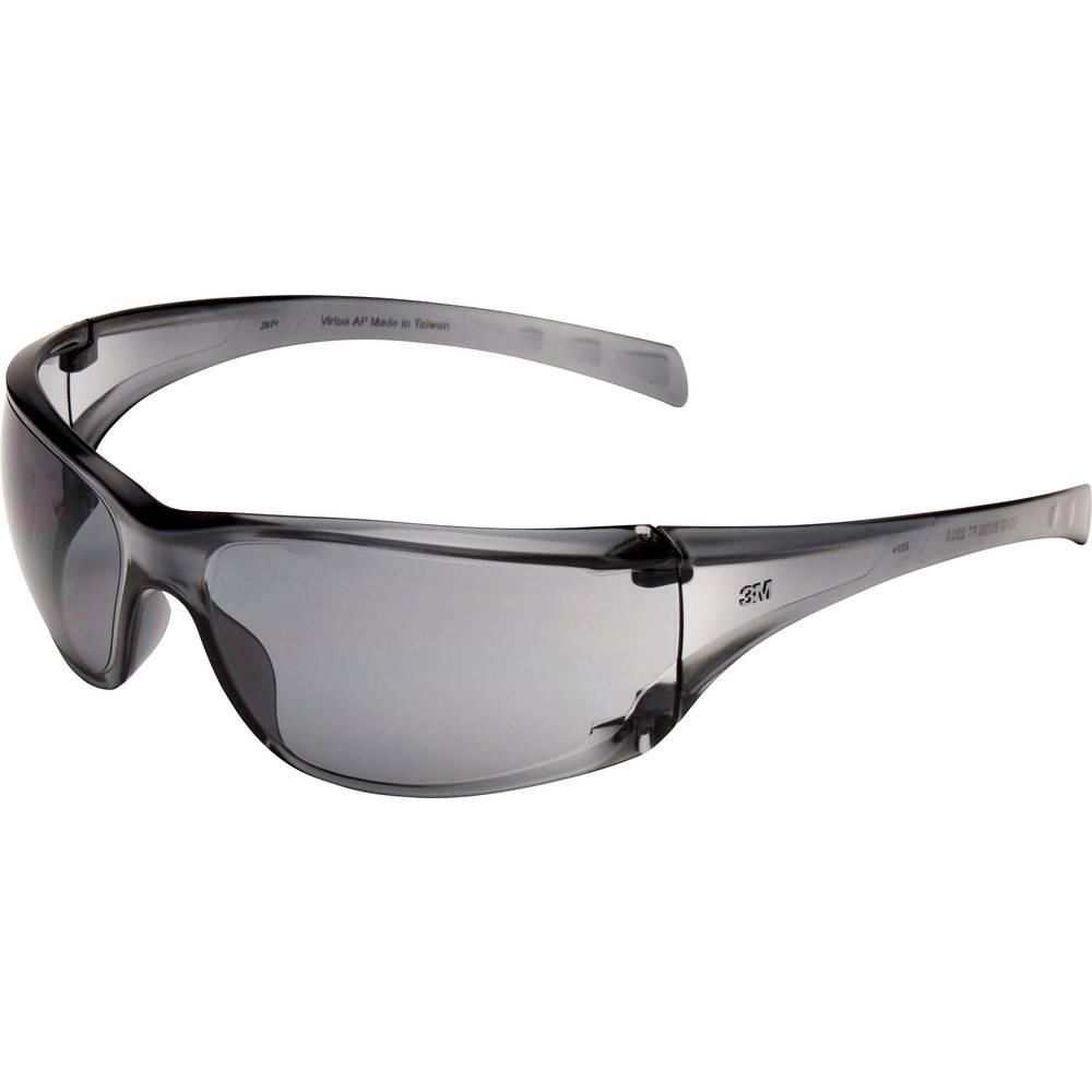 Zaštitne naočale 3M Virtua, polikarbonatna stakla, siva VIRTUAA1