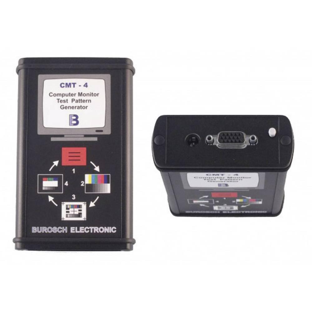 Burosch CMT-4 generator testne/barvne slikeza računalniške monitorje in projektorje