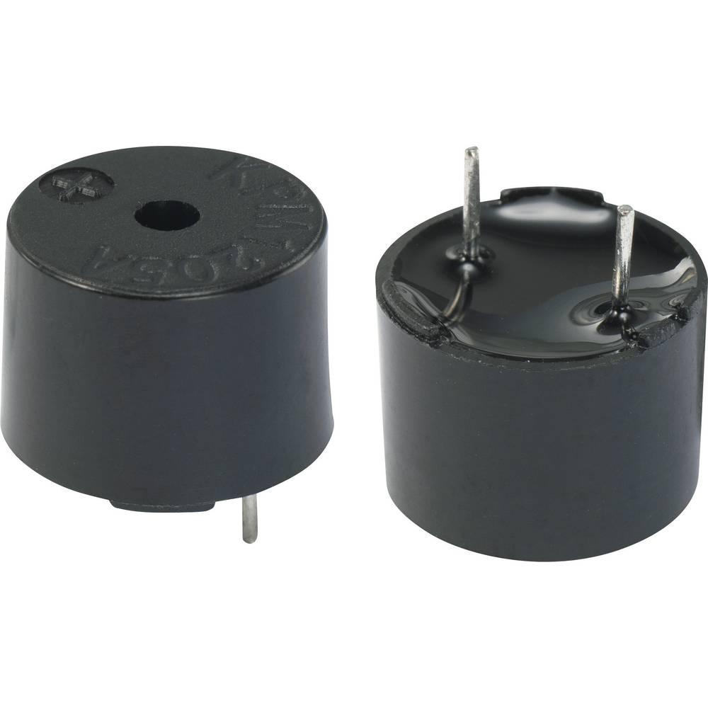 Piezo-alarm (value.1782093) Støjudvikling: 83 dB Spænding: 5 V Kontinuerlig lyd (value.1730255) KEPO KPM-G1205A11-K9218 1 stk