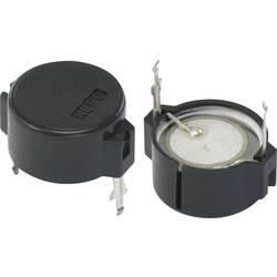 Piezo-alarm (value.1782093) Støjudvikling: 80 dB Spænding: 12 V Kontinuerlig lyd (value.1730255) KEPO KPT-G1912-K9207 1 stk