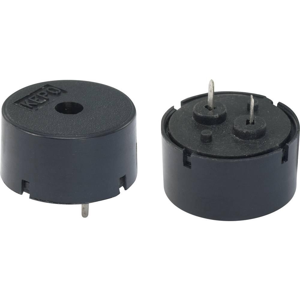 Piezo dajalnik signala KP-serija razvoj hrupa: 80 dB 12 V vsebina: 1 kos. KPT-G1411-K9205 KEPO