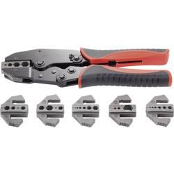 TOOLCRAFT 818645 kliješta za spajanje utikača i kablova (krimpanje) set 7-dijelni
