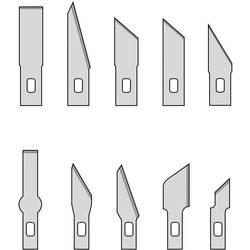 Donau Elektronik Nadomestni nož 10 kosovPrimerno za Donau Messer MS13MS10