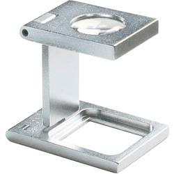 Precizno povećalo-brojač niti, metal 15x15mm 10x Eschenbach 1255 10,0 x