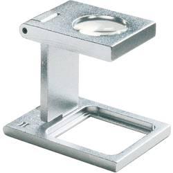Precizno povećalo-brojač niti, metal 20x20mm 8x Eschenbach 1256 8,0 x