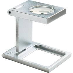 Precizno povećalo-brojač niti, metal 25 x 25 mm 6,0 x Eschenbach 1258 6,0 x