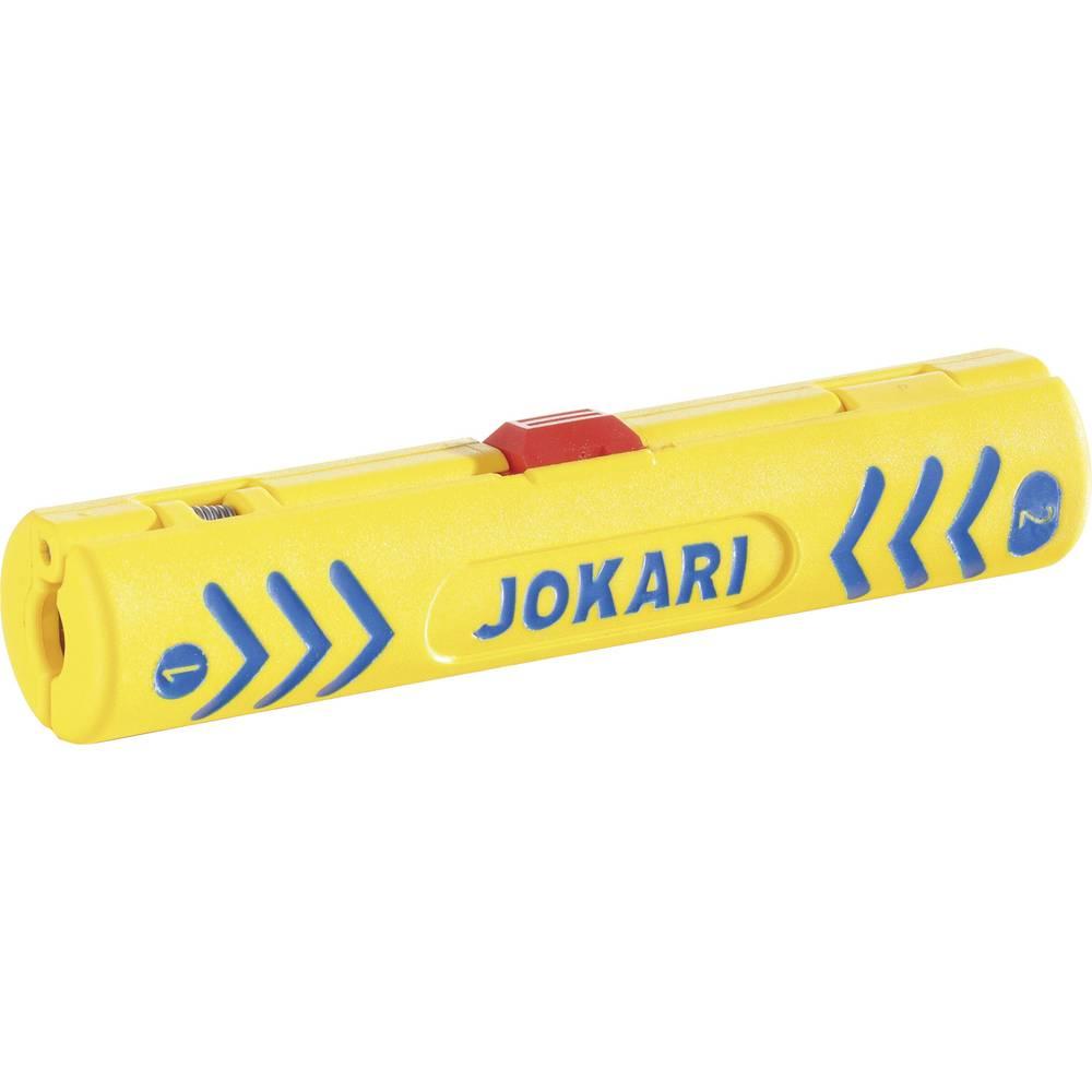 Jokari Secura Coaxi No.1 Coaxial alat za skidanje izolacije Secura Coaxi No.1 4,8 bis 7,5 mm 30600