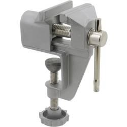 Skruvstycke Donau Elektronik Käkbredd: 40 mm Spännvidd (max.): 30 mm