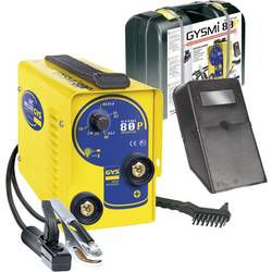 Varilni inverter za elektrode GYS GYSMI 80P, 10-80 A 029941