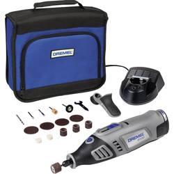 Akumulatorski višenamjenski alat, uklj. akumulator, pribor, torba 18-dijelni set 7.2 V 1.5 Ah Dremel 8100-1/15 F0138100JA