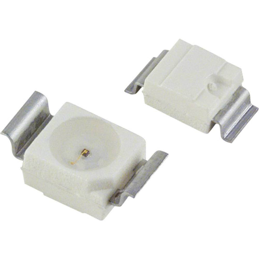 SMD-LED (value.1317393) OSRAM LY T776-R1S2-26-Z SMD-2 196 mcd 120 ° Gul