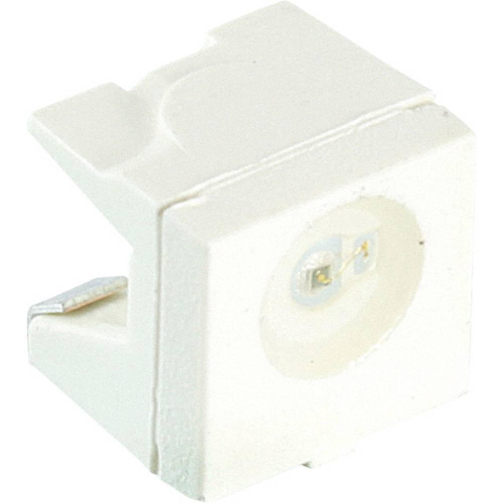 SMD LED OSRAM SMD-2 392 mcd 120 ° Grøn