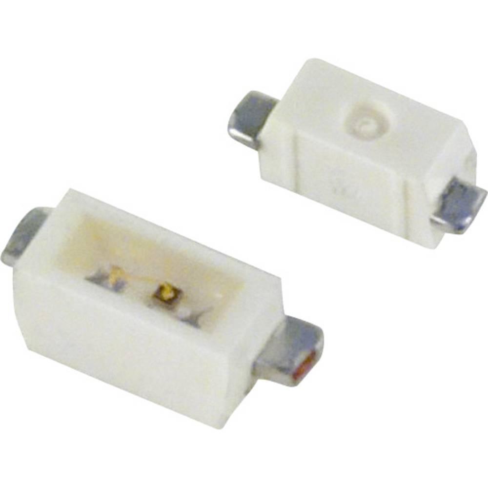 SMD-LED (value.1317393) OSRAM LO Y876-R2T1-24-Z SMD-2 247.5 mcd 120 ° Orange