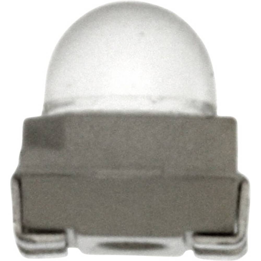 SMD-LED (value.1317393) OSRAM PLCC4 8650 mcd 30 ° Rav