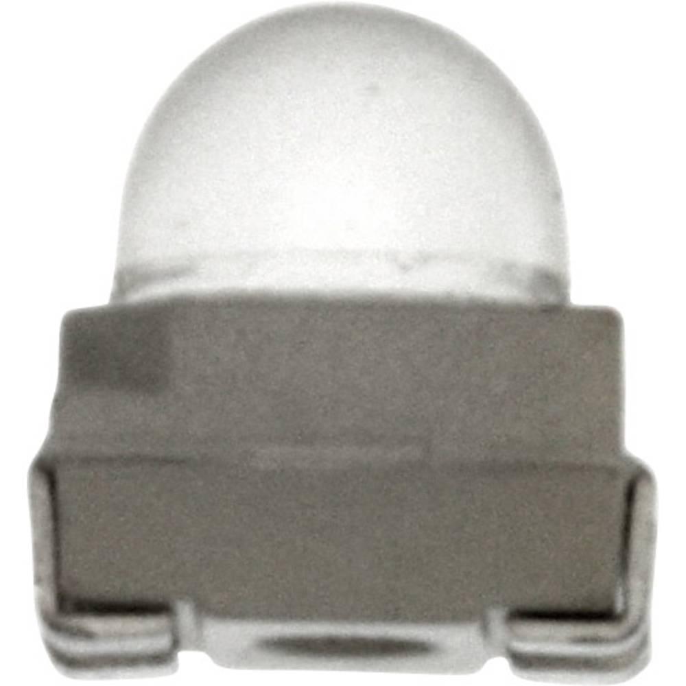 SMD-LED (value.1317393) OSRAM PLCC4 12700 mcd 30 ° Rav