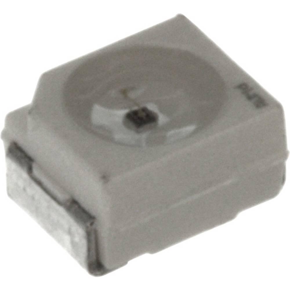 SMD-LED (value.1317393) OSRAM PLCC2 370 mcd 120 ° Rød