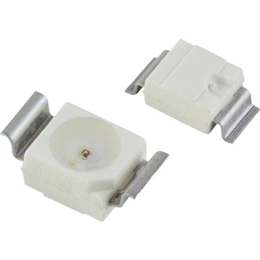 SMD-LED (value.1317393) OSRAM LS T776-P2S1-1-Z SMD-2 140 mcd 120 ° Rød