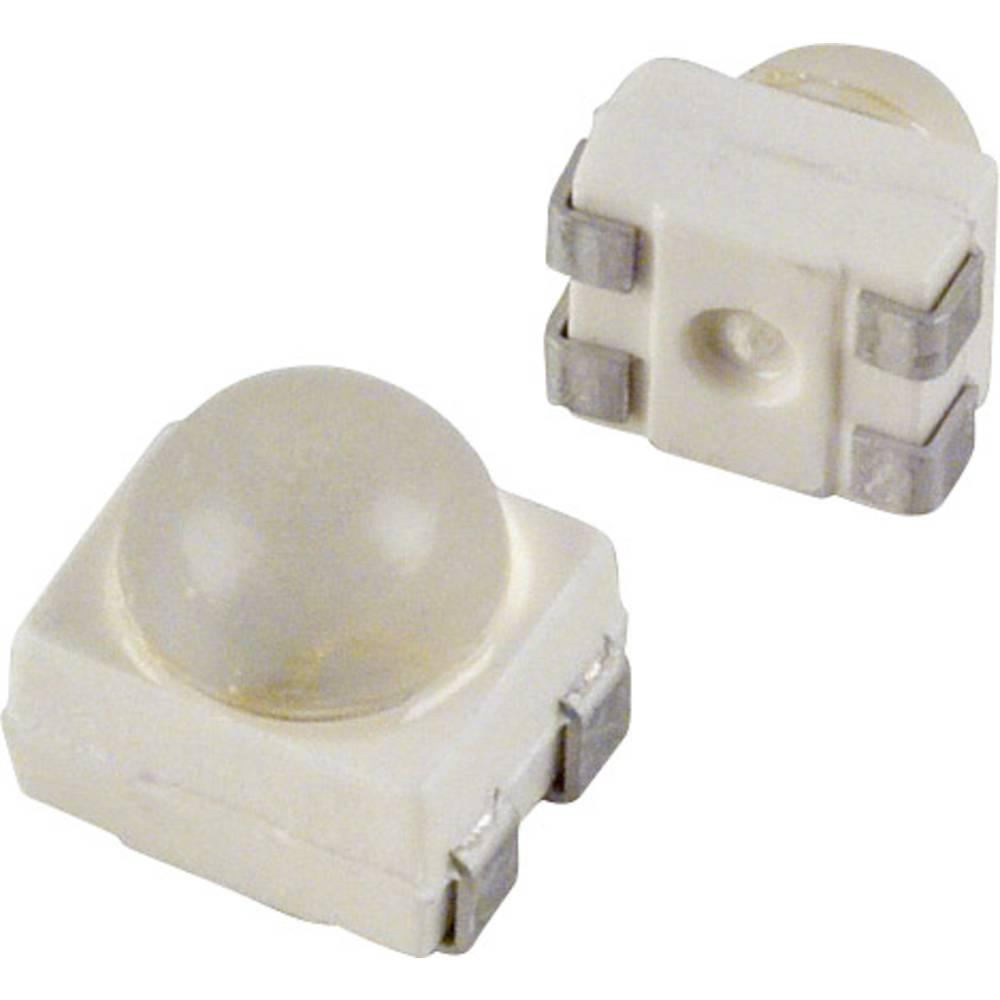 SMD LED OSRAM PLCC4 2335 mcd 60 ° Gul