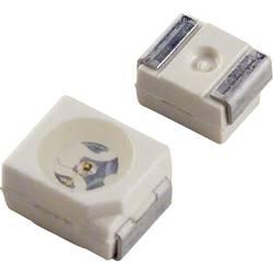SMD LED OSRAM PLCC2 532.5 mcd 120 ° Vit