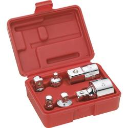 Komplet adaptera 6-dijelni Vigor V1293 pogon (alata) 1/4 (6.3 mm), 3/8 (10 mm), 1/2 (12