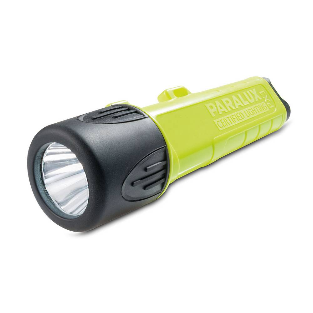 Parat sigurnosna svjetiljka PARAT X-treme za eksplozivne zone: 1 LED IIB T4 6911052158 15-50 h žuta (fluorescirajuća)