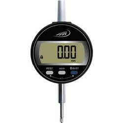 HELIOS PREISSER 1722 502-ISO merilna ura Kalibrirano (ISO) z digitalnim prikazom 12.5 mm Branje: 0.01 mm