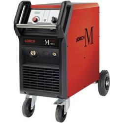 Lorch MIG/MAG-varilna naprava M-Pro 210 218.0210.1 obratovalna napetost 230 V oder 400 V varilni-tok 25 - 210 A premer elektrode