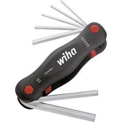Unbrako Vinkelskruetrækker-sæt 7 dele Wiha SB351PG7