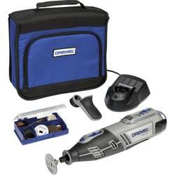 Multiverktyg batteridriven Inkl. 1x batteri, Inkl. Tillbehör, Inkl. väska 44 delar 10.8 V 1.5 Ah Dremel 8200-1/35 F0138200JA