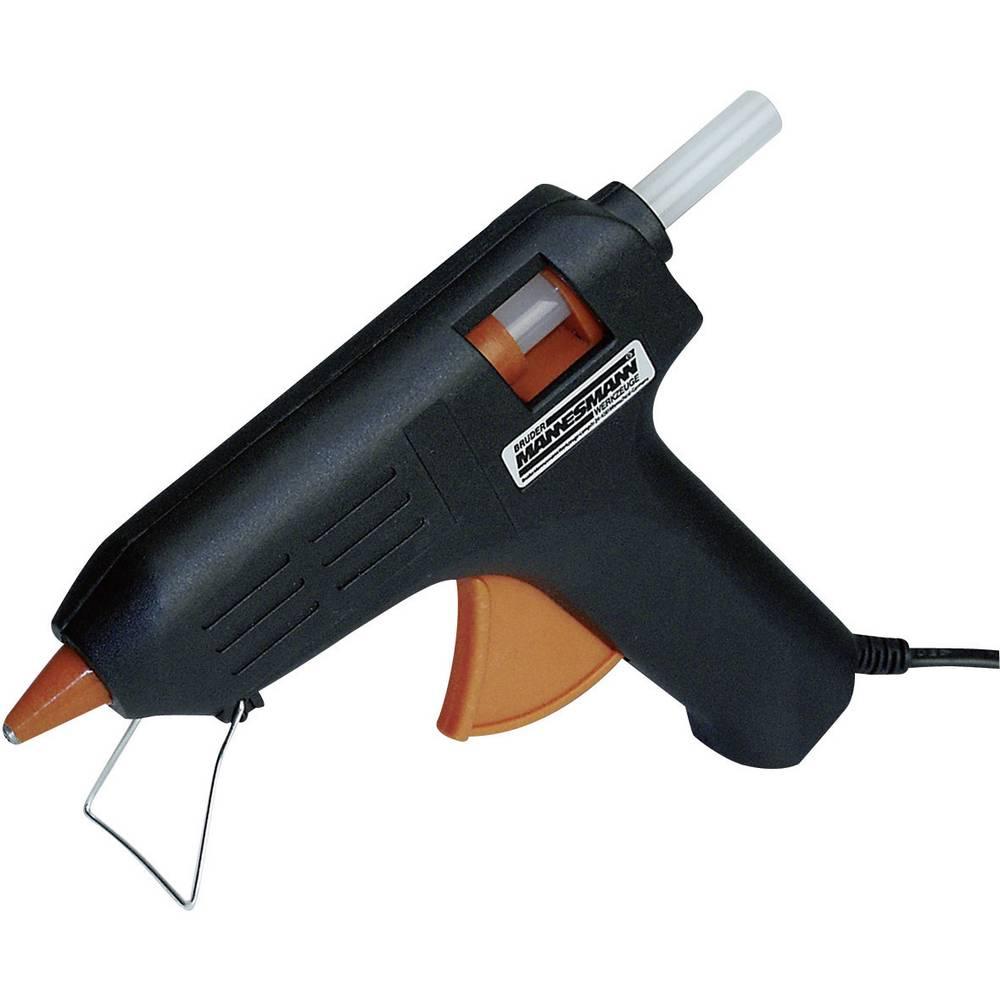 Brüder Mannesmann pištola za vroče lepljenje 7delna 12/70 W širina lepljenja 11 x 150 mm