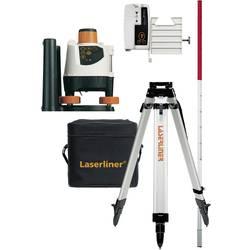 Kal. ISO Rotacijski laser vklj. s stojalom Laserliner BeamControl-Master 120 komplet, območje merjenja (maks.): 120 m kalibracij