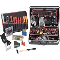 Profi kovček za orodje, z vsebino 85 delni TOOLCRAFT 824497