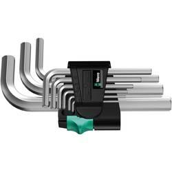 Komplet imbus ključeva 950/9 SM N 950/9 SM N Wera metrisch, kromitano, metrički, unutarnji šesterokut