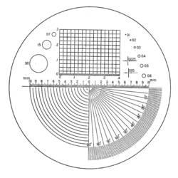 Precizna skala za razne primjene Eschenbach 115202 23 mm