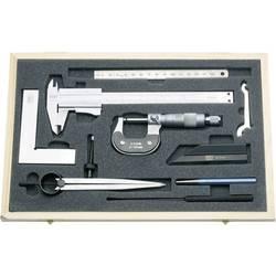 Oprema za mjerenje Preisser 2228 208, 8-djelni komplet
