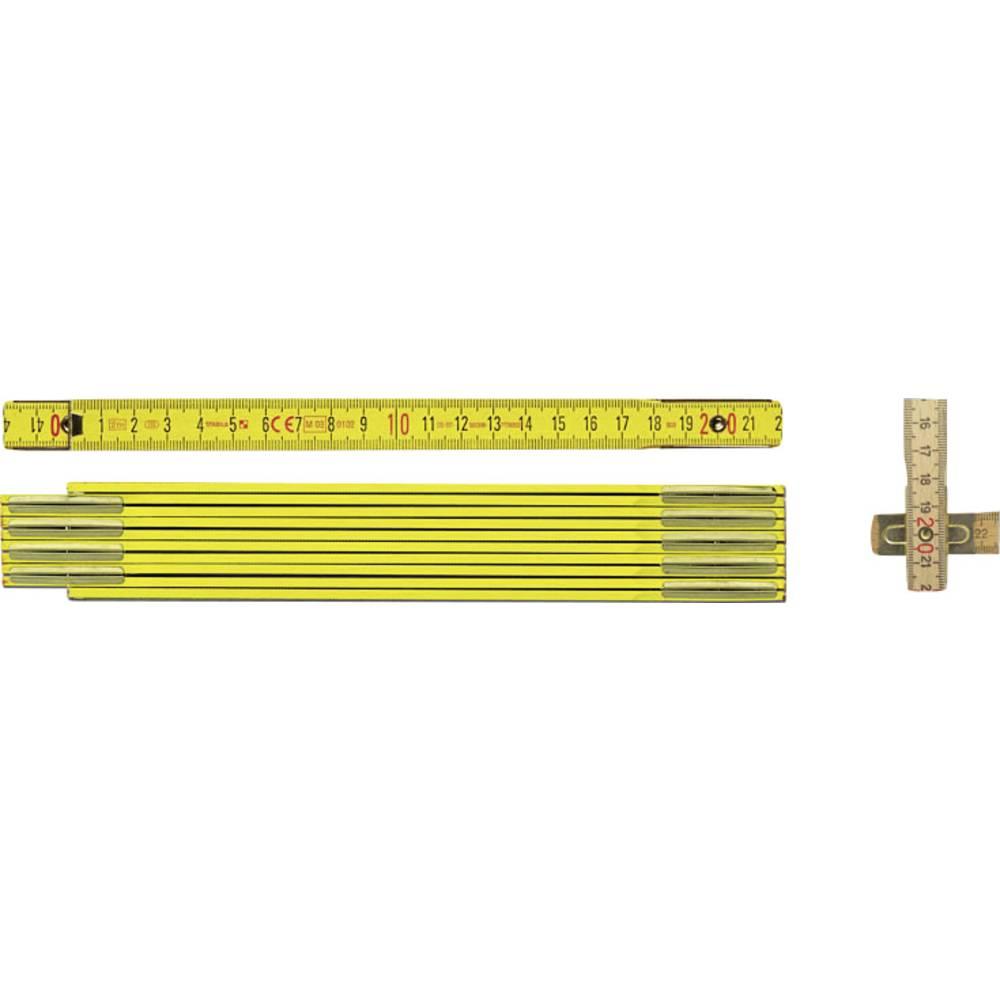 Zložljiv meter Stabila 01634