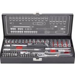 Komplet od 45 komada utičnih ključeva od 6,3 mm (1/4'') 826386 TOOLCRAFT